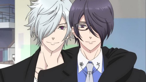 Yaoi wallpaper possibly containing anime entitled Brothers conflict