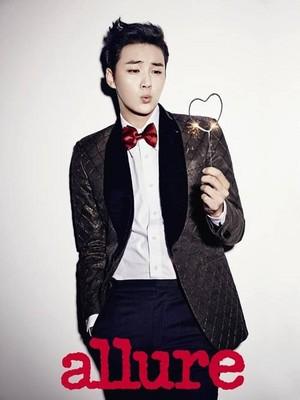 Yoon Si Yoon for 'Allure Korea'