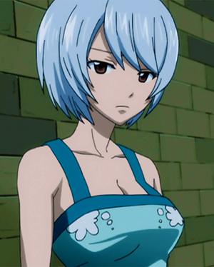 Yukino Aguria in civilian clothes