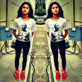 Zendaya 2Pac Shirt - zendaya-coleman photo