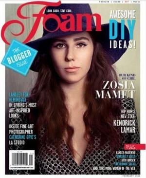 Foam Magazine// February 2013
