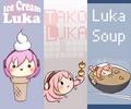Taku luka! Luka's pet!