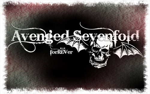 Avenged Sevenfold wallpaper probably with a sign entitled bla bla bla
