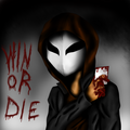 EyelessJack games - creepypasta wallpaper