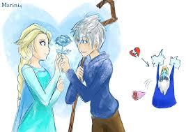 Jack and Elsa!