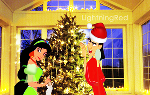 Kuzco and Jasmine's Christmas