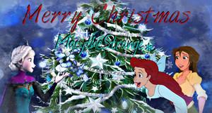 Merry クリスマス MacytheStrange!! 2