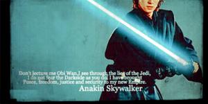 Anakin Quote (Ep. III)