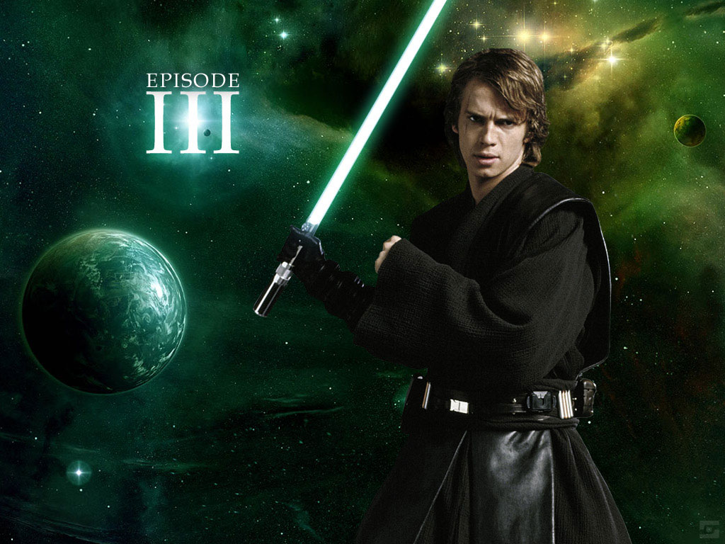 Hayden Christensen As Anakin Sywalker Images Episode Iii Jedi