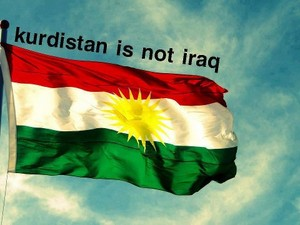 kurdistan is not iraq Z'S picha