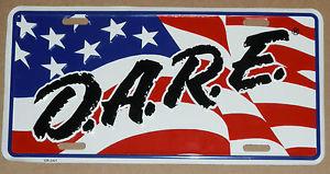 D.A.R.E. police
