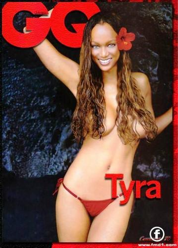 Tyra Banks wallpaper with a bikini titled my pics