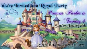 parker invite