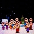 peanuts chritmas - peanuts fan art