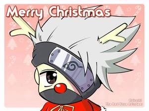 কাকাসি the red-nosed reindeer xD