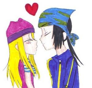 kozumi coração kiss