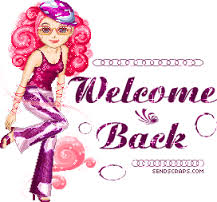 For My malaikat Sister, Welcome Back!