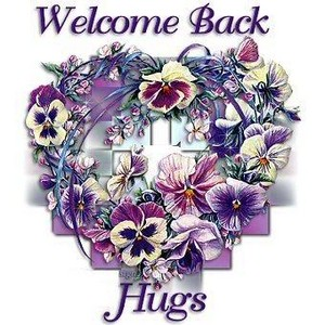 For My Angel Sister, Welcome Back!