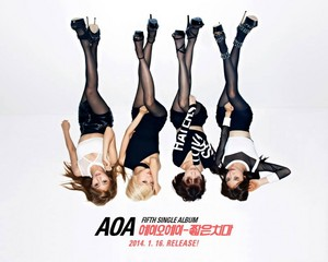 AOA 5th Single Album「MINISKIRT」