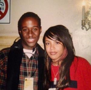 foto-foto telah diposkan on Instagram/Twitter on Aaliyah's 35th Birthday! [January 16th]
