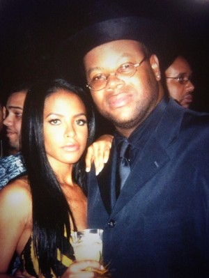 фото Опубликовано on Instagram/Twitter on Aaliyah's 35th Birthday! [January 16th]