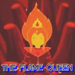 Flame Queen Icon by me :3 - adventure-time-with-finn-and-jake icon