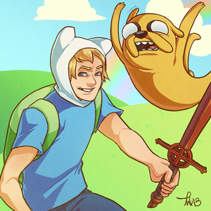 Adventure Time~!