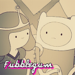 Fubblegum Icon by me :3 - adventure-time-with-finn-and-jake icon
