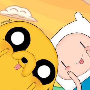 Finn and Jake :3