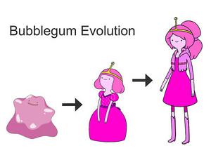 bubblegum evolution