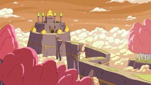замок Lemongrab