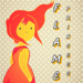 Flame Princess Icon - adventure-time-with-finn-and-jake icon