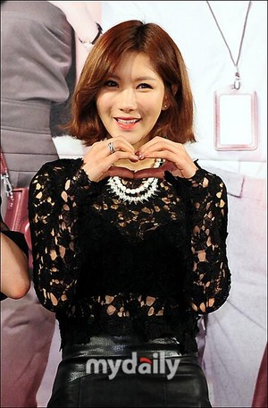Afterschool at Beauty Bible Press Conference