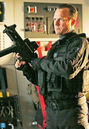 Agents of S.H.I.E.L.D - First Look at Bill Paxton