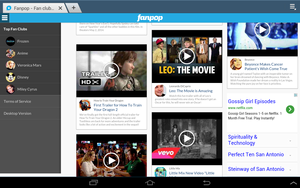 fanpop app version