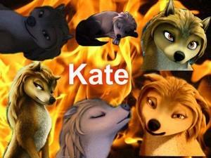 Kate alpha (alpha and omega)