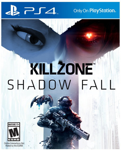 Alpha and Omega پیپر وال probably with عملی حکمت titled Killzone: Shadowfall