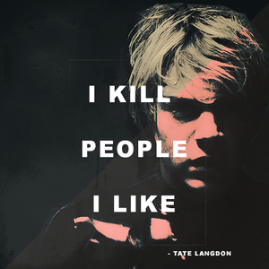 evan peters → characters