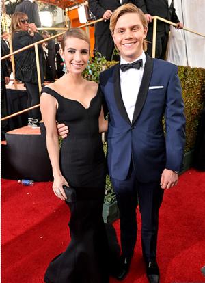 Golden Globes 2014: Cute Couples Alert!