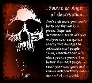 Angle Of Destruction