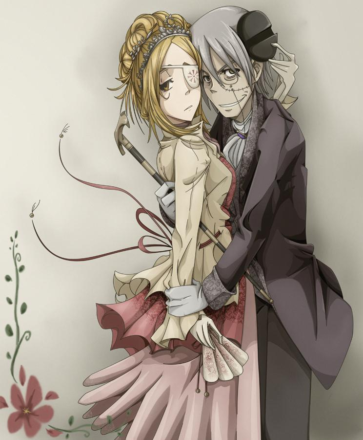 Stein and Marie | Soul Eater