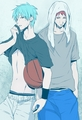 Kuroko no basket - anime fan art