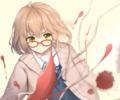Kuriyama Mirai - anime fan art