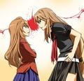 Taiga and Okami-san