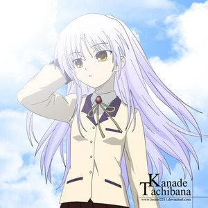 Kanade Tachibana from Angel Beats!