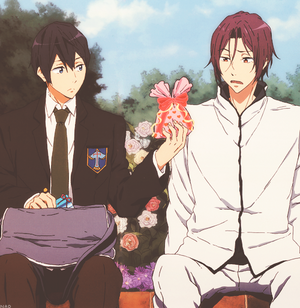 Haruka and Rin
