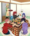 Fairy Tail - anime fan art