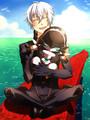 Suisei No Gargantia - anime fan art