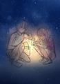Ledo x Amy - anime fan art