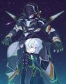 Ledo (SNG) - anime fan art
